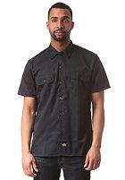 DICKIES Short Sleeved Slim L/S Shirt dark navy