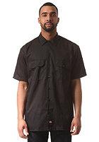 DICKIES Short Sleeved Work S/S Shirt black