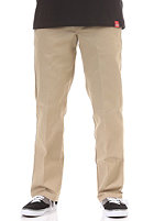 DICKIES Slim Straight Work Chino Pant khaki