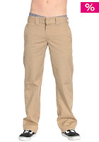 DICKIES Slim Straight Work Pant maple washed