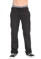 DICKIES Slim Straight Work Pant rinsed black
