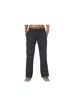 DICKIES Slim Straight Work Pant rinsed dark navy