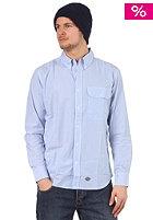 DICKIES Stripe MFG L/S Shirt blue stripe