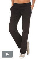 DICKIES Womens Arvada Boyfriend Fit Pant black