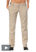 DICKIES Womens Arvada Boyfriend Fit Pant khaki