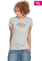 DICKIES Womens Camila T-Shirt grey melange