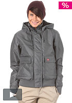 DICKIES Womens Leanne 6.6 Jacket charcoal grey