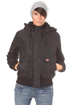 DICKIES Womens Leanne 6.6 Jacket black