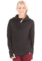 DICKIES Womens Loisette Sweatshirt black