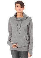DICKIES Womens Loisette Sweatshirt dark grey melange