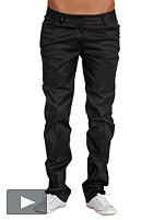 DICKIES Womens Svelte Chino Pant black