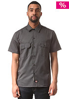 DICKIES Work S/S Shirt charcoal grey