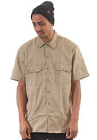 DICKIES Work S/S Shirt khaki