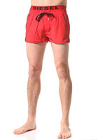 DIESEL Barrely Boardshort red