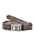 DIESEL Belkkadur Belt dark brown