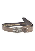 DIESEL Biplaci Belt grey