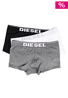 DIESEL Kory Three Pack Boxershorts grey/white/black
