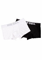 DIESEL Kory Two Pack Underwear Short black/white