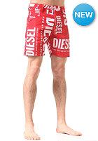 DIESEL Kroobeach Boardshort red