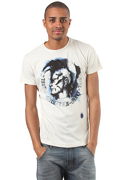 DIESEL Maps RS S/S T-Shirt off  white
