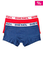 DIESEL Shawn Two Pack Boxershorts blue/red