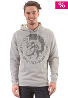 DIESEL Suzanne Sweatshirt light grey melange