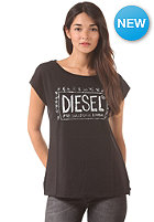 DIESEL Womens Ale S/S T-Shirt black