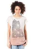 DIESEL Womens Bali D S/S T-Shirt pink