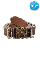 DIESEL Womens Bijuli Belt dark brown