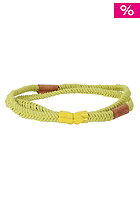 DIESEL Womens Bistra Belt yellow