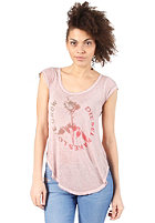 DIESEL Womens Daphne S/S T-Shirt pink