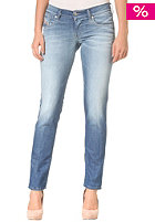 DIESEL Womens Getlegg Denim Pant blue