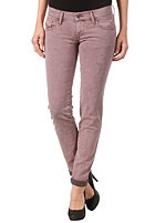 DIESEL Womens Getlegg Pant red