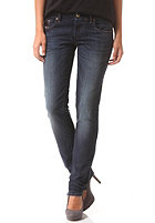 DIESEL Womens Grupee 0814W Denim Pant blue