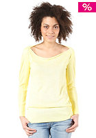 DIESEL Womens IFE Sweat yellow