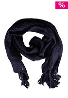 DIESEL Womens Kippa Pack Scarf dark blue