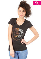 DIESEL Womens Lindo Q S/S T-Shirt black