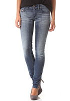 DIESEL Womens Livier 0608I Denim Pant blue