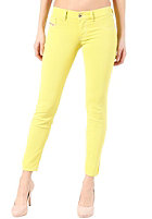DIESEL Womens Livier Ankle Pant yellow