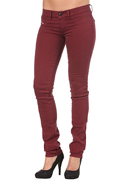 DIESEL Womens Livier Pant red