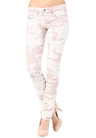 DIESEL Womens Livier SP Pant pink camo print