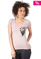 DIESEL Womens Manga Q S/S T-Shirt pink