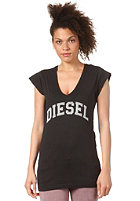 DIESEL Womens Portula Z S/S T-Shirt schwarz