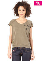 DIESEL Womens Procell Sweat gr�n