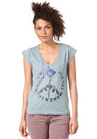 DIESEL Womens Rebutia Z S/S T-Shirt blau
