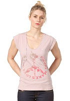 DIESEL Womens Rebutia Z S/S T-Shirt rosa