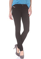 DIESEL Womens Skinzee Low Denim Pant black