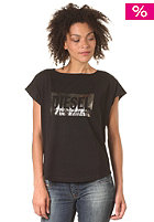 DIESEL Womens Sum B S/S T-Shirt black