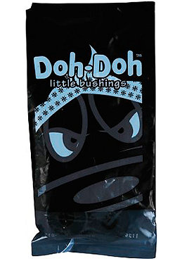 DOH-DOH Black Bushings 100A very hard