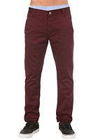 DR. DENIM Karl Pant burgundy